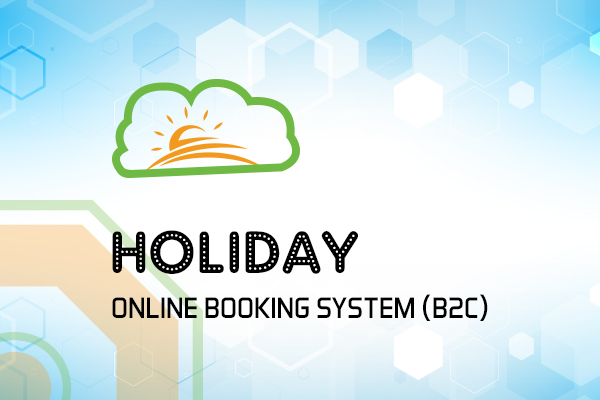 Holiday Booking System (B2C)